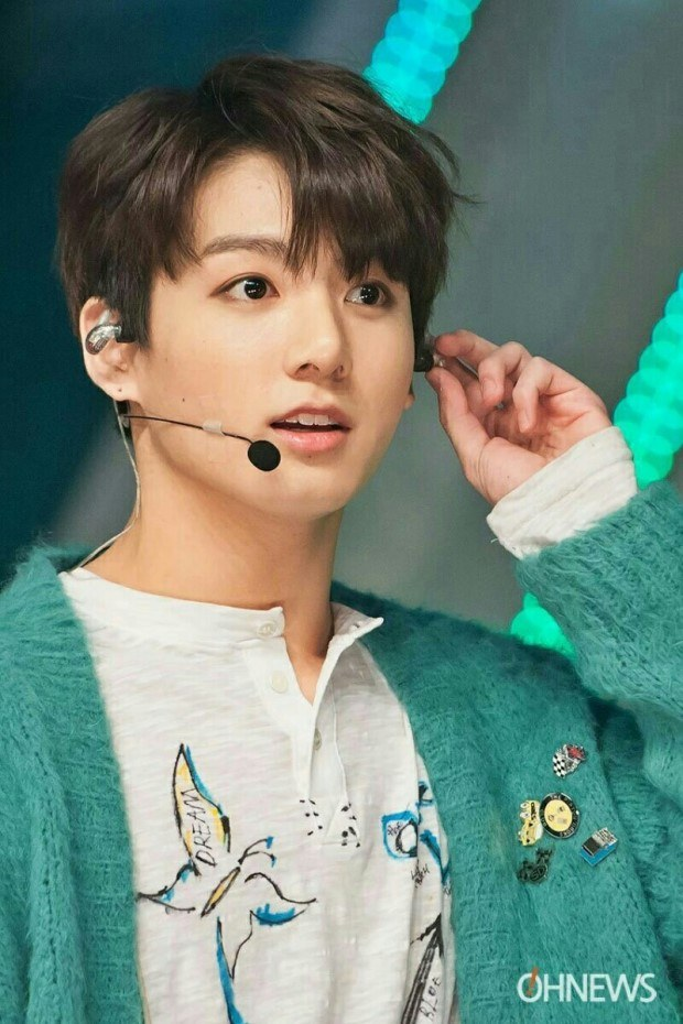 Jungkook Comma Hair Death By Kpop